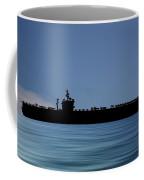 Uss  Dwight D. Eisenhower 1977 V4 Coffee Mug