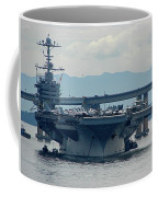 Uss George Washington Coffee Mug