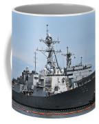 Uss James E. Williams Ddg-95 Coffee Mug