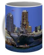 Uss Midway San Diego Ca Coffee Mug