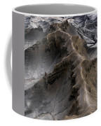 Utah Moonscape Coffee Mug