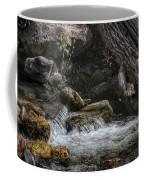 Utah Stream Coffee Mug