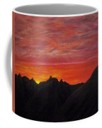 Utah Sunset Coffee Mug