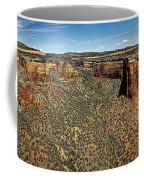 Ute Canyon Panorama Coffee Mug