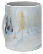 Ute Winter Camp Coffee Mug