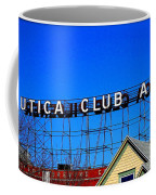 Utica Club Ale West End Brewery Coffee Mug