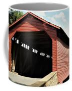 Utica Mills Covered Bridge Coffee Mug