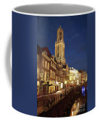 Utrecht Cathedral At Night Coffee Mug