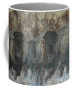 Uttc Buffalo Mural Right Panel Coffee Mug