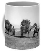Uzbekistan: Caravan, C1910 Coffee Mug