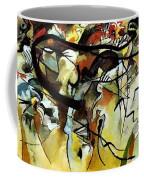 V 1911 Vasily Kandinsky Coffee Mug