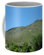 V For Virginia City Nv Mail Drop Coffee Mug