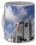 Vab At Kennedy Space Center Coffee Mug