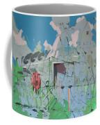 Vacant Vaca Barn Coffee Mug