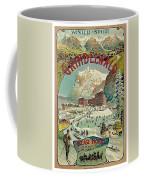 Vacation For Winter Sport Coffee Mug
