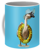 Vacation Time For Summer Goose Coffee Mug