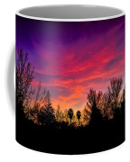 Vacaville Sunset Silhouette  Coffee Mug