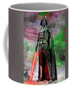 Vader Abstract Coffee Mug