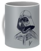 Vader Sketch Coffee Mug