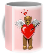 Valentine Bear Coffee Mug
