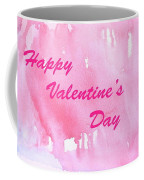 Valentine Card Coffee Mug