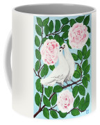 Valentine Doves Coffee Mug