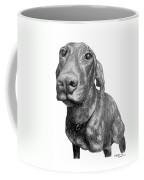 Valentine The German Shorthair Coffee Mug