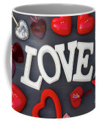 Valentines Day Hearts Coffee Mug