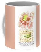Valentino With Peony Coffee Mug