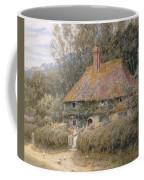 Valewood Farm Under Blackwood Surrey  Coffee Mug
