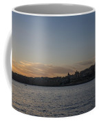 Valletta Malta Magic Hour Skyline Coffee Mug