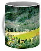 Valley Below Coffee Mug