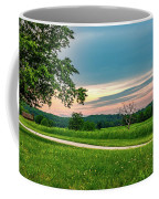 Valley Forge Sunset Coffee Mug