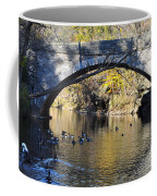 Valley Green Bridge Coffee Mug by Bill Cannon