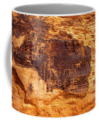 Valley Of Fire Ancient Petroglyphs Coffee Mug