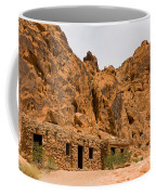 Valley Of Fire Cabins Coffee Mug