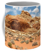 Valley Of Fire Coffee Mug