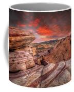 Valley Of Fire Coffee Mug