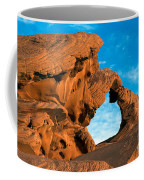 Valley Of Fire State Park Arch Rock Coffee Mug