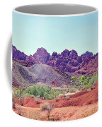 Valley Of Fire State Park, Nevada Coffee Mug