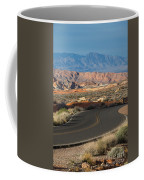 Valley Of Fire State Park Rainbow Vista Coffee Mug