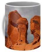 Valley Of Fire State Park Seven Sisters Coffee Mug