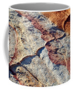 Valley Of Fire White Domes Sandstone Coffee Mug