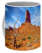 Valley Of The Gods Coffee Mug
