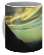 Valley Of The Shadow Coffee Mug