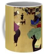 Valloton: Street Corner Coffee Mug