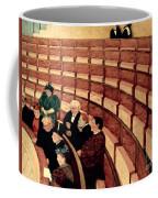 Vallotton: Gallery, 1895 Coffee Mug