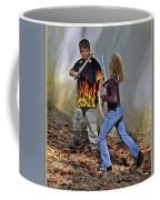 Valor Among Siblings Coffee Mug