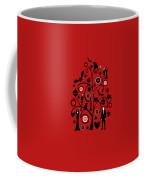 Vampire Art Coffee Mug
