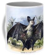 Vampire Bat Coffee Mug